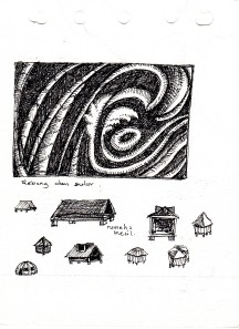 The Pattern  and The Small House